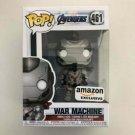 War Machine Funko POP! #461 Marvel Super Heroes Avengers Endgame Amazon Exclusive Vinyl Figure Toys