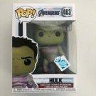 Hulk Funko POP! #463 Marvel Super Heroes Avengers Endgame GameStop Exclusive Vinyl Figure Toys
