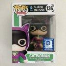 Catwoman Classic Funko POP! #136 DC Super Heroes Legion of Collectors Exclusive Vinyl Figure Toys