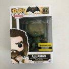 Aquaman Patina Funko POP! #87 Batman vs Superman DC Super Heroes Exclusive Vinyl Figure Toys