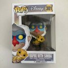 Rafiki with Simba Funko POP! #301 The Lion King Disney Movie Vinyl Figure Toys