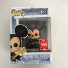 Organization 13 Mickey Funko POP! #334 Kingdom Hearts Movie 2018 SDCC Vinyl Figure Toys
