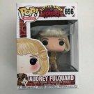 Audrey Fulquard Funko POP! #656 Little Shop of Horrors Vinyl Figure Toys