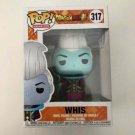 Whis with Scepter Funko POP! #317 Dragon Ball Z Vinyl Figure Toys