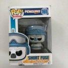 Short Fuse Funko POP! #165 Penguins of Madagascar DreamWorks Vinyl Figure Toys