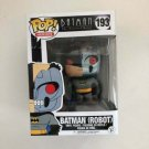 Batman Robot Funko POP! #193 The Animated Series DC Comics Super Heroes Vinyl Figure Toys