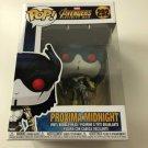 Proxima Midnight Funko POP! #292 Avengers Infinity War Marvel Super Heroes Vinyl Figure Toys