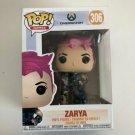 Zarya Funko POP! #306 Overwatch Games Blizzard Vinyl Figure Toys