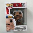 Iron Sheik Funko POP! #43 WWE Vinyl Figure Toys