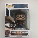 Young Frank Walker Funko POP! #140 Tomorrowland Disney Movie Vinyl Figure Toys