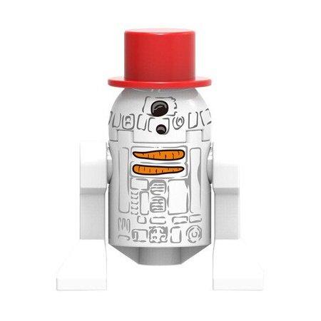 R2-D2 Droid Christmas Minifigure Star Wars