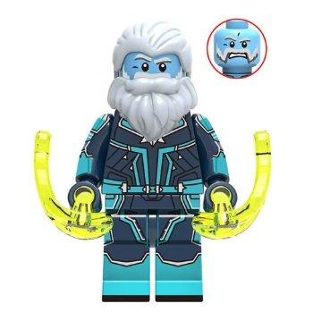 Bron-Char Captain Marvel Minifigure Marvel Super Heroes