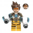 Tracer Minifigure Overwatch Game