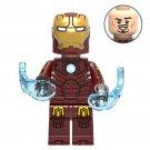 Iron Man MK 3 Avengers Minifigure Marvel Super Heroes