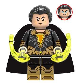 Black Adam from Shazam Minifigure DC Comics Super Heroes