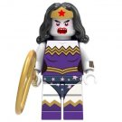 Bizarra Wonder Woman Style Minifigure DC Comics Super Heroes