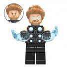 Thor Infinity War Avengers Minifigure Marvel Super Heroes