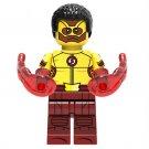 Kid Flash Wally West Minifigure DC Comics Super Heroes