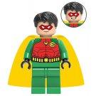 Robin Minifigure DC Comics Super Heroes
