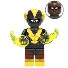 Black Vulcan Minifigure DC Comics Super Heroes