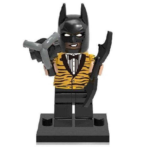 Batman Tiger Dress Minifigure DC Comics Super Heroes
