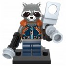 Rocket Raccoon Guardians of the Galaxy Avengers Minifigure Marvel Super Heroes