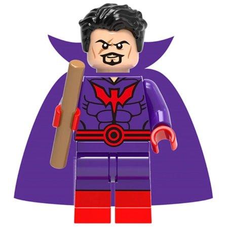 Black Tom Cassidy Minifigure Marvel Super Heroes