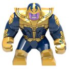 Thanos Infinity War Avengers Big Minifigure Marvel Super Heroes