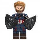 Captain America Avengers Minifigure Marvel Super Heroes