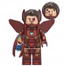 Tony Stark Bleeding Edge Armor Iron Man Avengers Minifigure Marvel Super Heroes