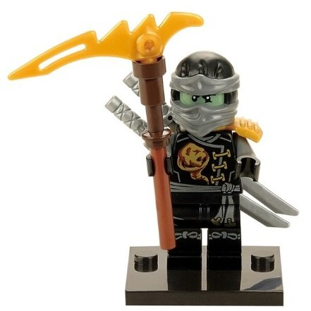 Cole Minifigure NinjaGo