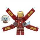 Iron Man Avengers Minifigure Marvel Super Heroes