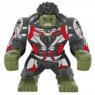 Hulk Quantum Realm Suit Avengers Big Minifigure Marvel Super Heroes