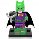 Batman Joker Style Minifigure DC Comics Super Heroes