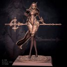 YaKun Limbo: Eternal War game Resin Models 1/24 scale 75 mm Hobby Action Figure