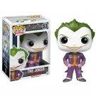 Funko POP! The Joker #53 Batman Arkham Asylum DC Comics Super Heroes Vinyl Action Figure Toys