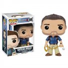 Funko POP! Nathan Drake #88 Uncharted 4: A Thief's End Vinyl Action Figure Toys