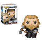 Funko POP! Thor #482 Avengers EndGame Marvel Super Heroes Vinyl Action Figure Toys