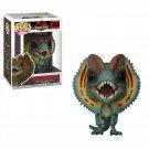 Funko POP! Dilophosaurus #550 Jurassic Park Vinyl Action Figure Toys