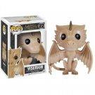 Funko POP! Viserion Dragon #22 Game of Thrones Vinyl Action Figure Toys