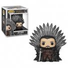 Funko POP! Jon Snow (Iron Throne) #72 Game of Thrones Vinyl Action Figure Toys