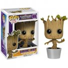 Funko POP! Dancing Groot #65 Guardians of the Galaxy Avengers Marvel Heroes Vinyl Action Figure Toys