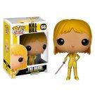 Funko POP! Beatrix Kiddo (The Bride) #68 Kill Bill Vinyl Action Figure Toys