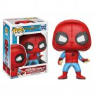 Funko POP! Spider-Man (Homemade Suit) #222 Marvel Super Heroes Vinyl Action Figure Toys