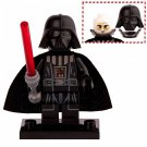Minifigure Darth Vader Star Wars Building Lego compatible Blocks Toys