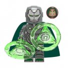 Minifigure Doctor Doom Fantastic Four Marvel Super Heroes Building Lego compatible Blocks Toys
