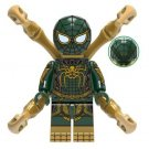 Minifigure Spider-Man Hydra Style Marvel Super Heroes Building Lego compatible Blocks Toys