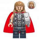 Thor Avengers Minifigure Marvel Super Heroes Building Lego compatible Blocks