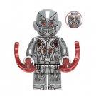 Ultron Avengers Minifigure Marvel Super Heroes Building Lego compatible Blocks