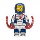 Iron Legion Iron Man Avengers Minifigure Marvel Super Heroes Building Lego compatible Blocks